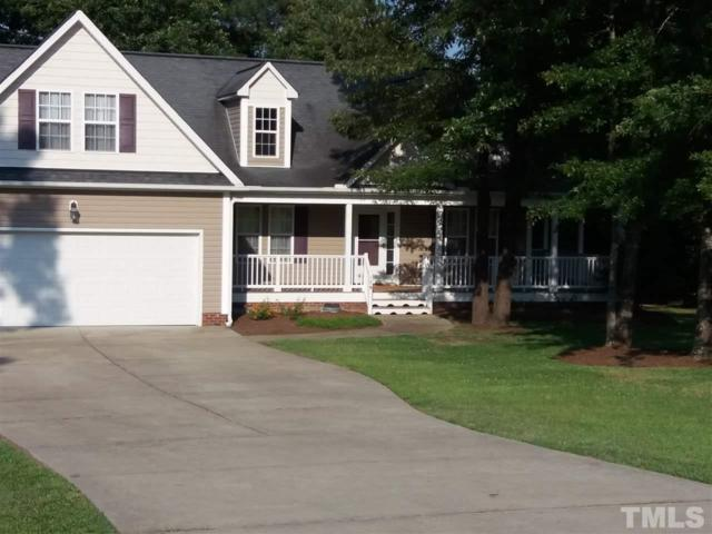 179 High Standard Lane, Angier, NC 27501 (#2268853) :: Raleigh Cary Realty