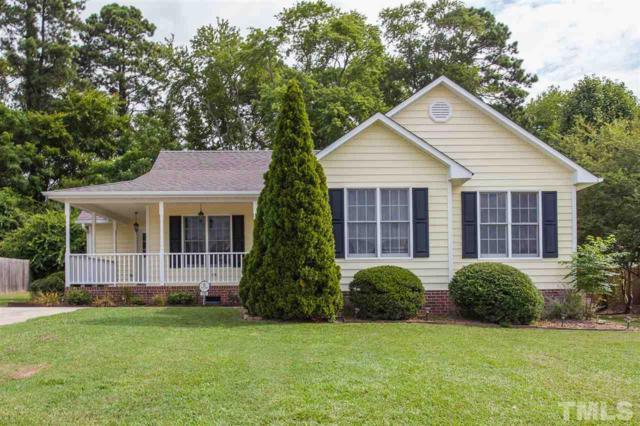 110 Landmark Drive, Angier, NC 27501 (#2268908) :: Raleigh Cary Realty