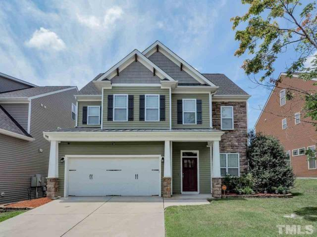 3431 Massey Pond Trail, Raleigh, NC 27616 (#2269059) :: Morgan Womble Group