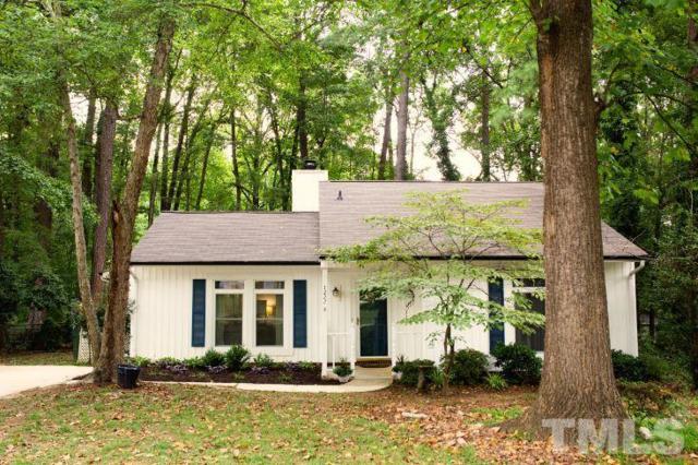1222 Cedar Creek Drive, Cary, NC 27513 (#2269066) :: Morgan Womble Group