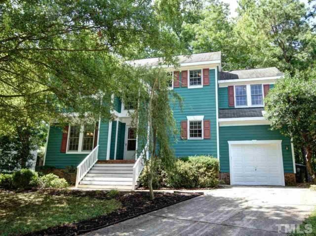 208 Old Dock Trail, Cary, NC 27519 (#2269075) :: The Results Team, LLC