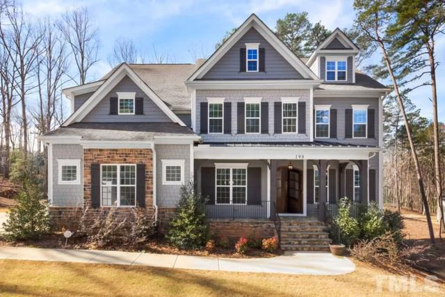 198 Gentry Drive, Pittsboro, NC 27312 (#2269098) :: The Jim Allen Group