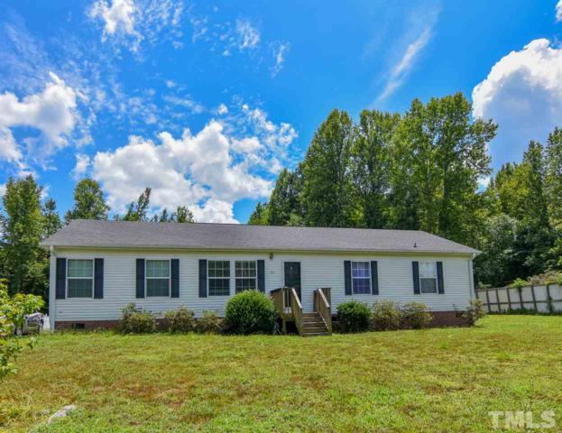 1101 Paynes Tavern Road, Roxboro, NC 27574 (#2269128) :: Morgan Womble Group