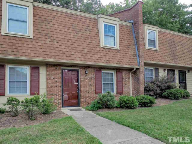 4700 Blue Bird Court F, Raleigh, NC 27606 (#2269154) :: RE/MAX Real Estate Service