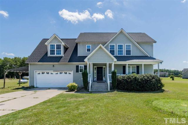 6043 N Nc 581 Highway, Kenly, NC 27542 (#2269204) :: Marti Hampton Team - Re/Max One Realty