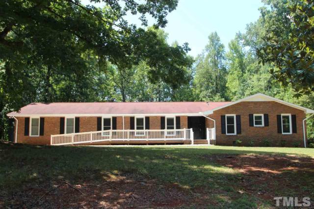 6119 Dickson Mill Road, Durham, NC 27705 (#2269217) :: Dogwood Properties