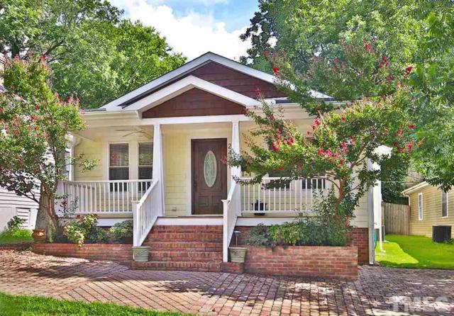 2411 Bedford Avenue, Raleigh, NC 27607 (#2269340) :: Dogwood Properties