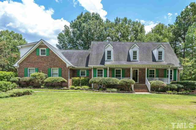 6117 Oxfordshire Court, Raleigh, NC 27606 (#2269500) :: Rachel Kendall Team