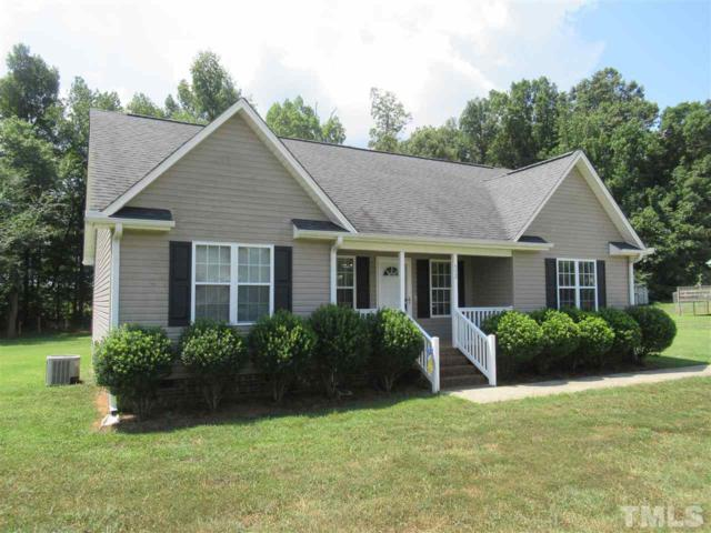 552 East Ridge Avenue, Liberty, NC 27298 (#2269573) :: Morgan Womble Group