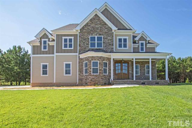 261 Character Drive, Rolesville, NC 27571 (MLS #2269625) :: The Oceanaire Realty