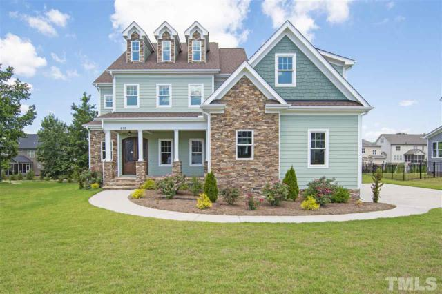 232 Character Drive, Rolesville, NC 27571 (MLS #2269649) :: The Oceanaire Realty