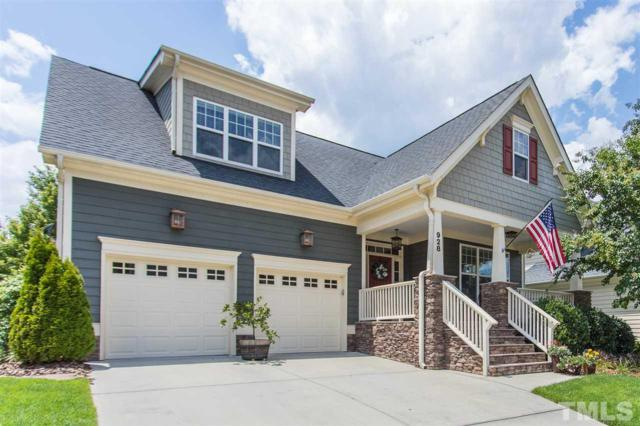 928 Vandalia Drive, Cary, NC 27519 (#2269663) :: Marti Hampton Team - Re/Max One Realty