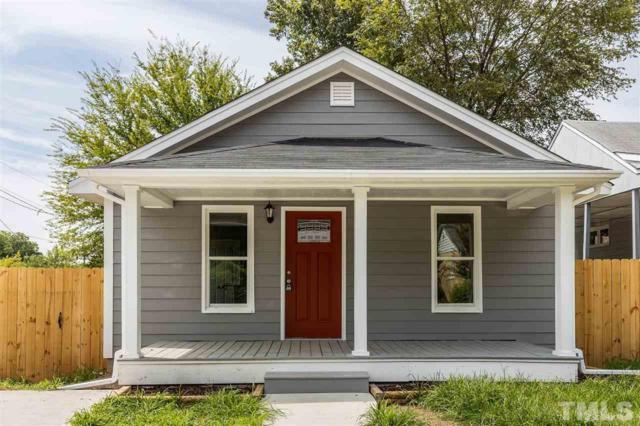 1218 Pender Street, Raleigh, NC 27610 (#2269737) :: Marti Hampton Team - Re/Max One Realty