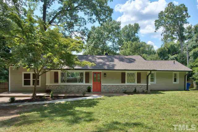 437 Northside Drive, Chapel Hill, NC 27516 (#2269836) :: Real Estate By Design