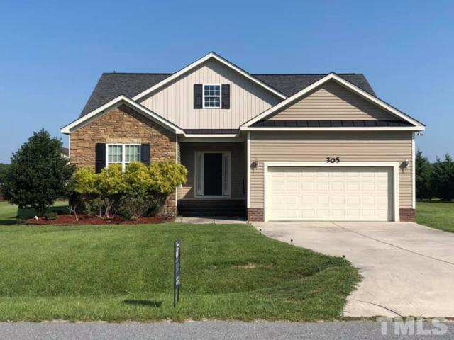 305 Wakefield Drive, Princeton, NC 27569 (#2269915) :: The Beth Hines Team