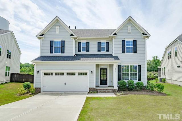 324 Morgan Ridge Road, Holly Springs, NC 27540 (#2269938) :: Raleigh Cary Realty
