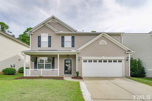 137 Jasper Point Drive, Holly Springs, NC 27540 (#2269971) :: Real Estate By Design