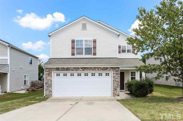 1505 Kingman Drive, Knightdale, NC 27545 (#2270003) :: The Perry Group