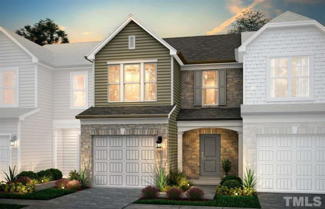 117 Lafferty Street Dpt Lot 124, Morrisville, NC 27560 (#2270035) :: Marti Hampton Team - Re/Max One Realty