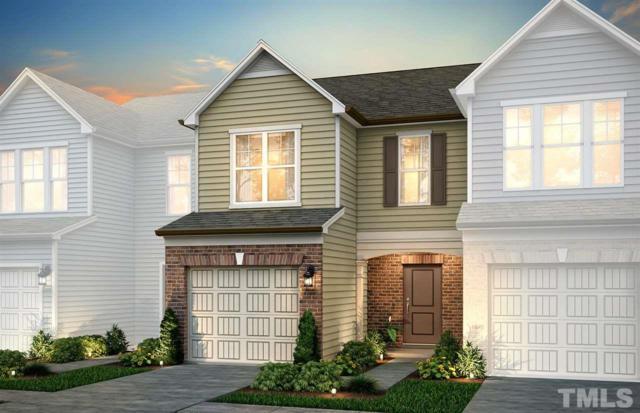 115 Lafferty Street Dpt Lot 123, Morrisville, NC 27560 (#2270037) :: Marti Hampton Team - Re/Max One Realty