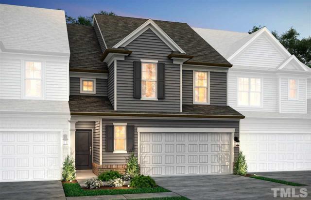 208 Eagleson Street Dpt Lot 6, Morrisville, NC 27560 (#2270041) :: Marti Hampton Team - Re/Max One Realty