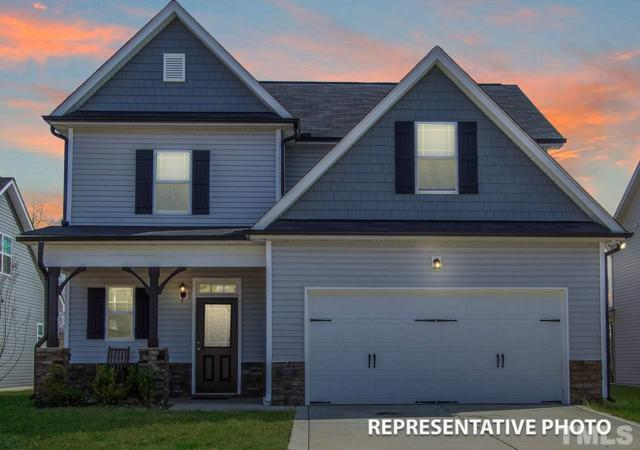 150 S Shreve Drive, Wendell, NC 27591 (#2270093) :: The Perry Group