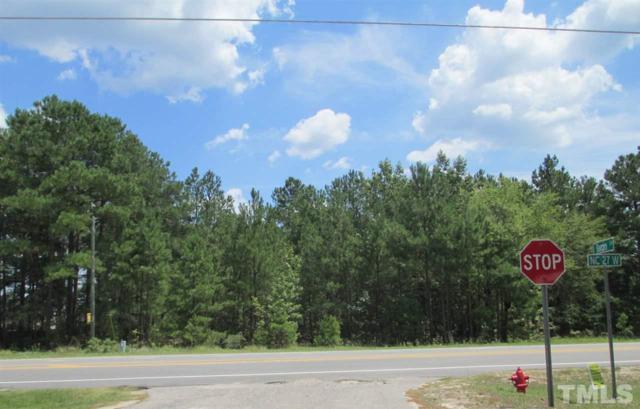 2.5 Acres W Nc 27 Highway, Lillington, NC 27546 (#2270137) :: The Jim Allen Group
