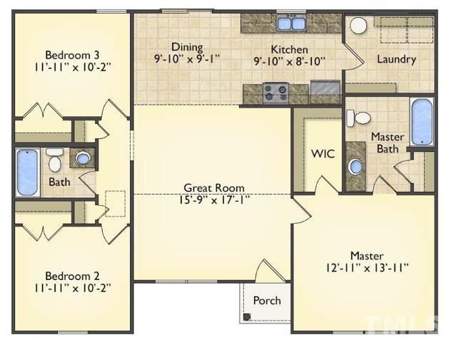 36 Hearth Lane, Smithfield, NC 27577 (#2270245) :: RE/MAX Real Estate Service