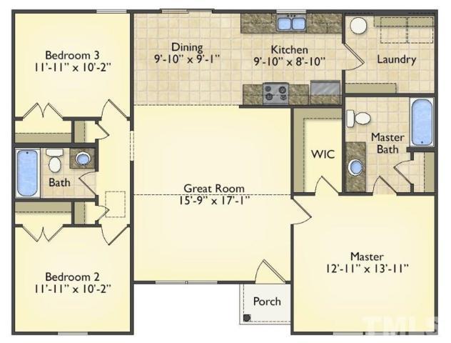 212 Marlin Lane, Smithfield, NC 27577 (#2270248) :: Real Estate By Design