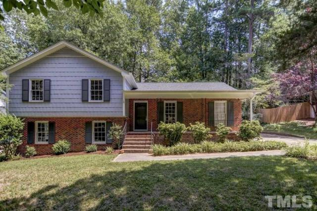 5324 Cherrycrest Court, Raleigh, NC 27609 (#2270291) :: Raleigh Cary Realty
