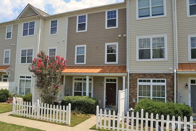 11701 Coppergate Drive #107, Raleigh, NC 27614 (#2270313) :: Rachel Kendall Team