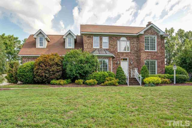 4517 Hansford Drive, Rocky Mount, NC 27803 (#2270357) :: The Perry Group