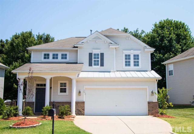 124 Ryder Cup Circle, Raleigh, NC 27603 (#2270480) :: The Results Team, LLC