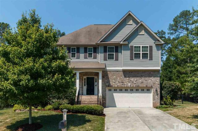 120 Gathering Place, Durham, NC 27713 (#2270496) :: Real Estate By Design