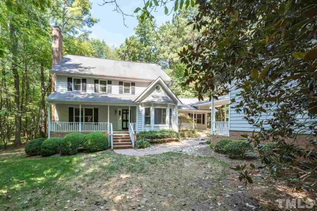 11905 E Appaloosa Run, Raleigh, NC 27613 (#2270519) :: The Results Team, LLC