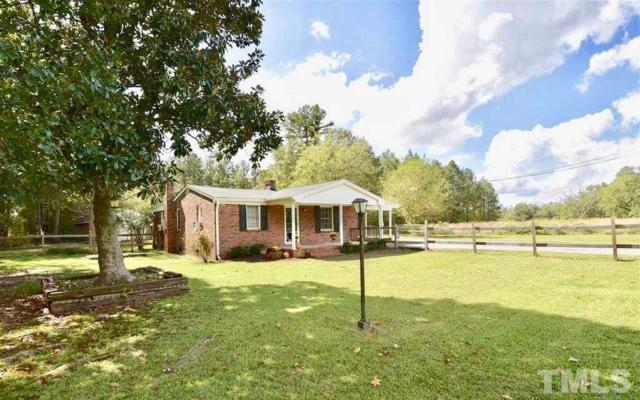 2238 Ross Road, Lillington, NC 27546 (#2270544) :: The Perry Group