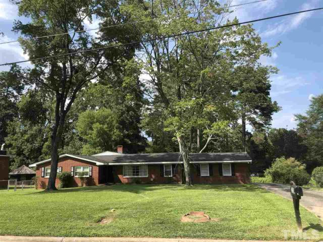 323 Golf Course Drive, Raleigh, NC 27610 (#2270633) :: Morgan Womble Group