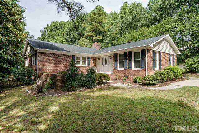 4001 Wingate Drive, Raleigh, NC 27609 (#2270655) :: Raleigh Cary Realty