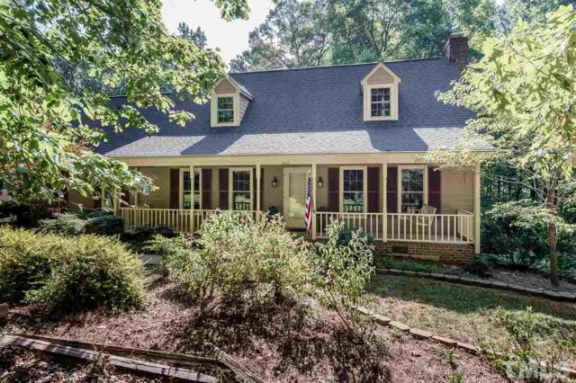 6352 Deerview Drive, Raleigh, NC 27606 (#2270763) :: The Results Team, LLC