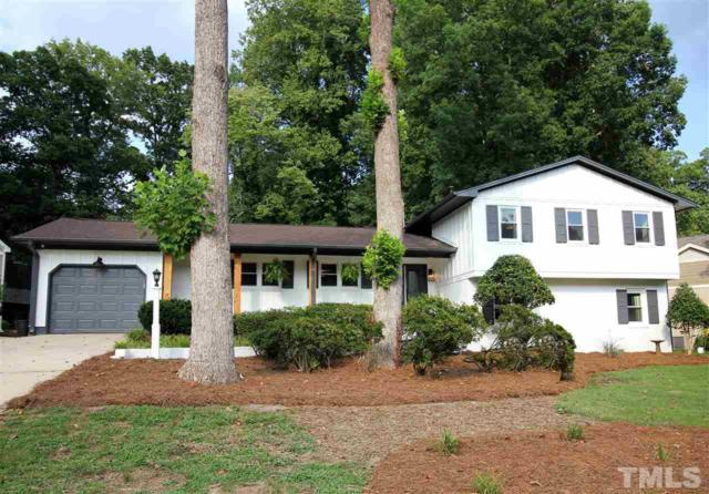813 Faulkner Place, Raleigh, NC 27609 (#2270852) :: Raleigh Cary Realty
