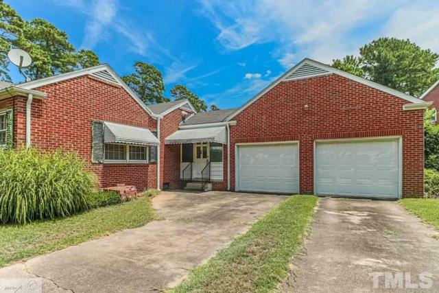1500 E Beech Street, Goldsboro, NC 27530 (#2270895) :: The Jim Allen Group