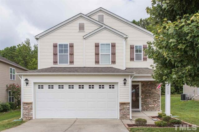 2409 Ferdinand Drive, Knightdale, NC 27545 (#2271005) :: The Perry Group