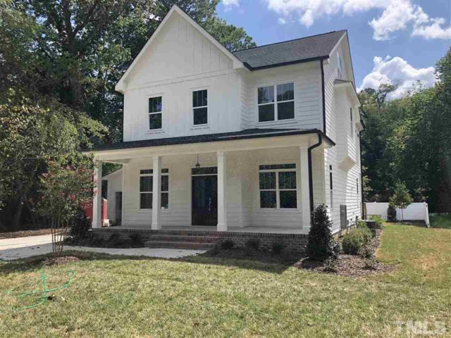 207 Hillsborough Road, Carrboro, NC 27510 (#2271060) :: Dogwood Properties