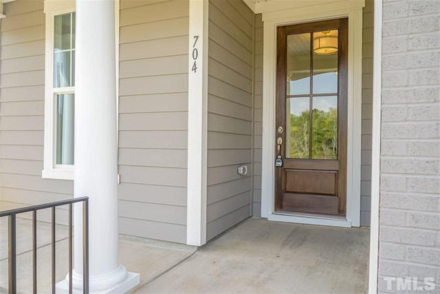 735 Market House Way, Hillsborough, NC 27278 (MLS #2271084) :: The Oceanaire Realty