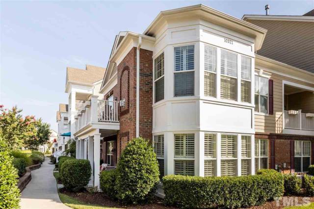 10321 Sablewood Drive #107, Raleigh, NC 27617 (#2271130) :: Dogwood Properties