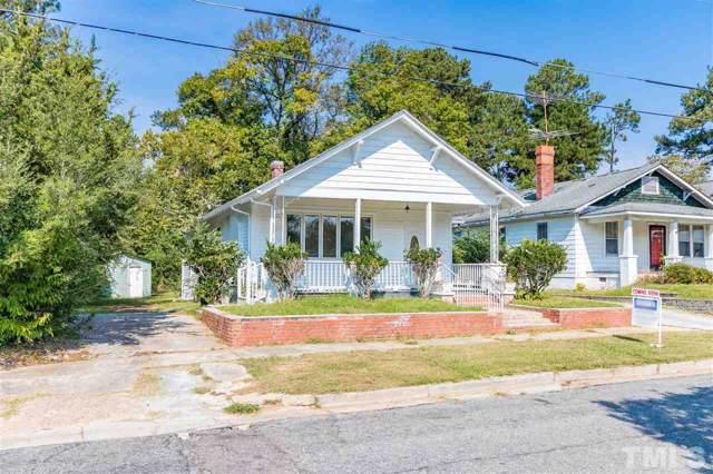 405 N Fifth Street, Smithfield, NC 27577 (#2271176) :: The Beth Hines Team
