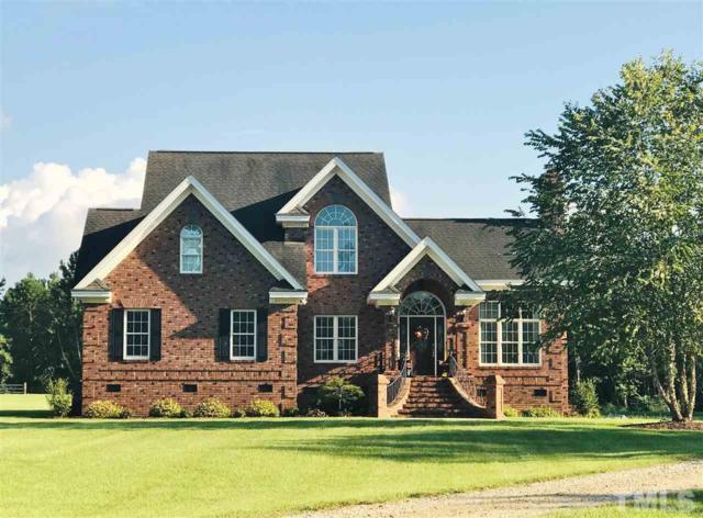 3167 W Castalia Road, Nashville, NC 27856 (#2271205) :: Dogwood Properties