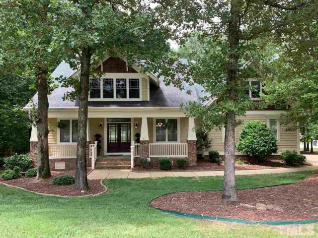 21 Bleeker Drive, Clayton, NC 27527 (#2271315) :: Morgan Womble Group