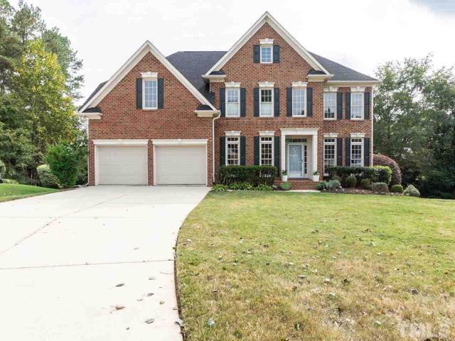 12304 Cilcain Court, Raleigh, NC 27614 (#2271326) :: Real Estate By Design
