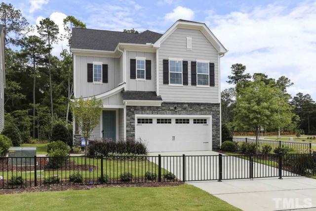 2956 Baronial Street S137, Apex, NC 27502 (#2271339) :: Marti Hampton Team - Re/Max One Realty
